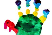 Hand and footprint art / by Kayla Verbic