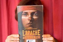 Bookface à la Bibliothèque ! / Photos réalisées à l'occasion de la journée mondiale du livre par Laetitia Gessler, photographe.