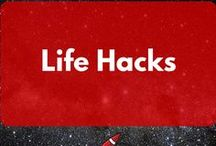 Life Hacks / Quit following the crowds of mindless sheep. Hack your way through life and make the most of it! If you've got some sweet life hacks and would like to contribute, follow my Pinterest (pattitudez) and email me at patrick(at)rapidweblaunch(dot)com.