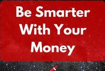Be Smarter With Your Money / Money is a necessary evil. (for now) Make it work for YOU. If you've got personal finance tips and would like to contribute, follow my Pinterest (pattitudez) and email me at patrick(at)rapidweblaunch(dot)com.
