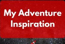 Adventure and Travel Inspiration / Travel and adventure stories to keep you inspired. Never satisfied!