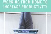 Work From Home Wardrobe / Working from home can be a little mentally challenging...rather than working in your jammies all the time, think about having an equally comfy but still stylish work from home wardrobe (and change into those PJs later!)