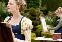 Jane Austen / by Melanie Anderson