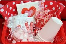 Valentine's Day / Decorating, entertaining, cooking and DIYs for Valentine's Day