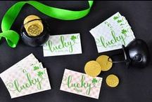 St. Patrick's Day / All things GREEN and festive for St. Patrick's Day / by Dixie Delights