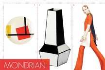 Inspiration: Mondrian Collection