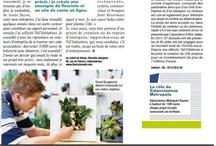 """""""Le book presse"""" / Notre book presse. / by Fleurs d'avenir"""