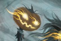 Halloween / My favorite holiday