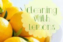 Cleaning/Easy/Cheap / by Griselda Fierro