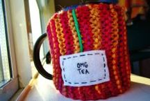 Onana Snug Mugs / Here is our line of Original Snug Mug Cozies!   Our Etsy store is open! Come check it out here: onanaknits.etsy.com  Yes we do custom orders!  And if you have any questions, comments or concerns, feel free to email us at onanaknits@gmail.com