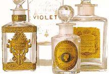 Eau de Parfum / You'll find Lalique bottles on my separate board. / by Jen Ŵentz ℳeador