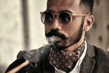 Moustaches / by Jen Ŵentz ℳeador