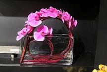 Les bonnes idées / Les bonnes idées vues sur Pinterest ,  Arrangement floraux et artisanat  / by Fleurs d'avenir