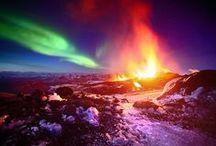 Quand les éléments se déchaînent ! / Quand les éléments se déchaînent :  éruption volcanique, tempête de glace, tempête, vague, tsunami et etc / by Fleurs d'avenir