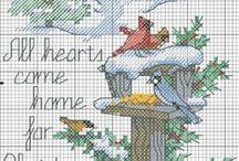 cross stitch / by Amy Neuschwander