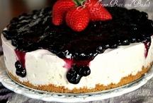 cheesecakes / by Jeannie Cortinez-Moffett