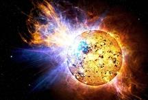 """""""L'Espace"""" / Les plus belles photos de l'espace :  l'univers, Astronomie, galaxies, nébuleuses et etc #NASA / by Fleurs d'avenir"""