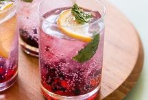 Les cocktails / by Fleurs d'avenir