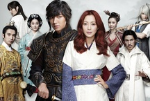 Korean Dramas / by Melanie Anderson