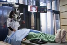 Simulation médicale / La recherche en sciences du numérique au service de la simulation médicale, démonstration au FacLabUp de Cergy le 28 février, équipe Shacra (Inria, université Lille1)