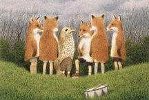 Fox = Cute
