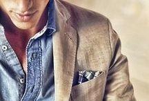 Men's Fashion / by Jo Dente