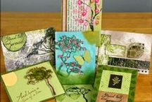 Artist Trading Cards / ATCs: Mini works of art.
