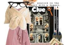 Clue Party! / Party planning ideas for an interactive Clue game night. / by Suzanne Costner