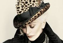 """Carmen Dell'Orefice / Born in 1931, this gorgeous woman is in her 80s.  She began modeling at age 15 and still works as a model, having lost millions via """"friend"""" Bernie Madoff. / by Jen Ŵentz ℳeador"""