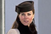 Fashion and Style - the Middletons / by Legal Preppy