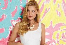 Fashion and Style - Lilly Pulitzer / by Legal Preppy