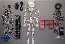 Poppy et les robots / Les robots Inria ou non, surtout ceux vus à #Innorobo