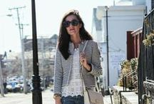 Fashion Bloggers - Sarah Vickers / by Legal Preppy