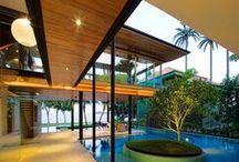 Guz Architects, Singapore / by Jen Ŵentz ℳeador