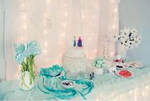 Frozen birthday party / by Vanessa