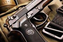 Pistols & Semi-Automatics / by Jen Ŵentz ℳeador
