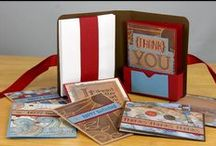 Gift Ideas / Looking for great handmade gift ideas? Most made from our favorite medium...PAPER!