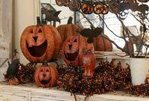 Une soirée d'Halloween parfaite ! / Les inspiration, culinaires, déco, vestimentaires et maquillage !