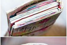 Traveler Notebook / Ideas e inspiración del Traveler Notebook o Midori y de diarios de viajes.