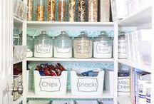 Ideas de almacenaje / Storage Ideas / Ideas de amacenaje para la ropa, la cocina, los zapatos, juguetes y el hogar en general.