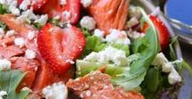 Best Salads / A collection of some of the best healthy salad recipes using real food ingredients.