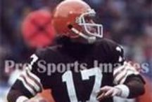 Cleveland Browns. Love.