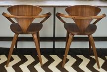 Design: Interiors / by Rhian Edwards