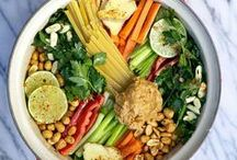 glorious vege food / by Eugenia Bacon
