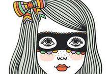Illustration / by Marcia Castrillo