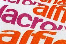 Design: Typography / by Rhian Edwards