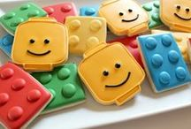 Lego Party Theme / by Elidet Bordon