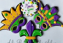 Mardi Gras Theme / by Elidet Bordon