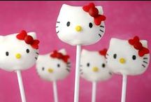 Hello Kitty Theme / by Elidet Bordon