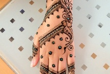 Hair,beauty and Mahendi(Henna) / by Shruti Shah